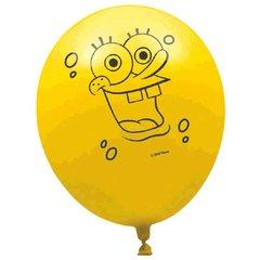 Latex SpongeBob Balloons
