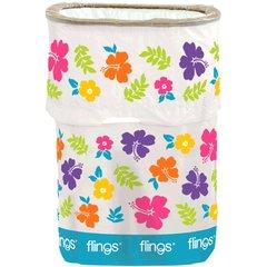 Flings® Bin - Hibiscus