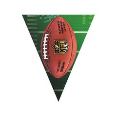 NFL Drive Pennant Banner