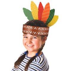 Headdress Band w/Feather Kit