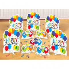 Balloon Bash Table Decorating Kit