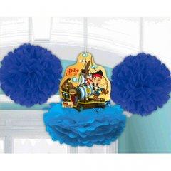 ©Disney Jake & the Neverland Pirates Fluffy Decorations