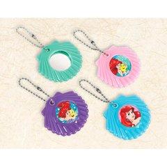 ©Disney Ariel Dream Big Shell Mirror Keychains