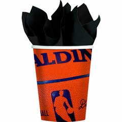 Spalding Basketball Cups