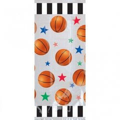 Basketball Large Party Bags 20ct