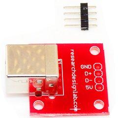 USB Breakout Board (B Type)