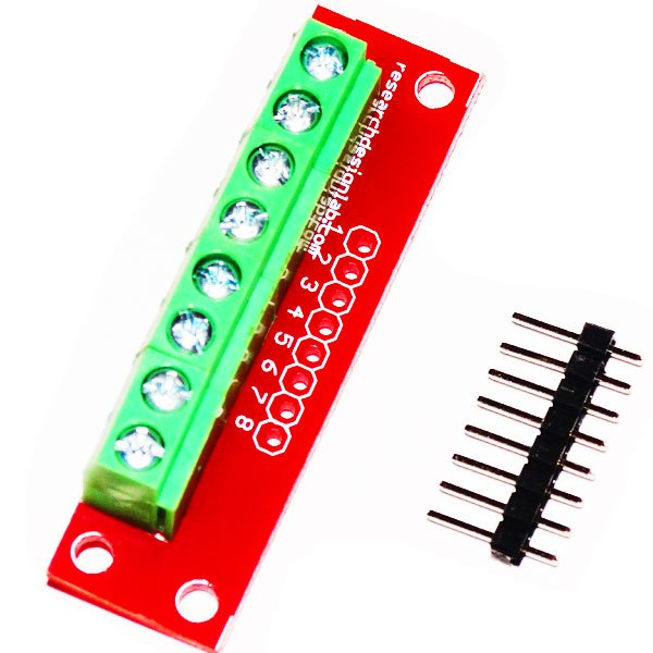 Screw Connector Breakout Board