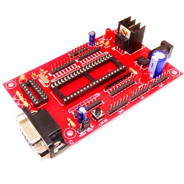 ATMEL Project Board (Red)