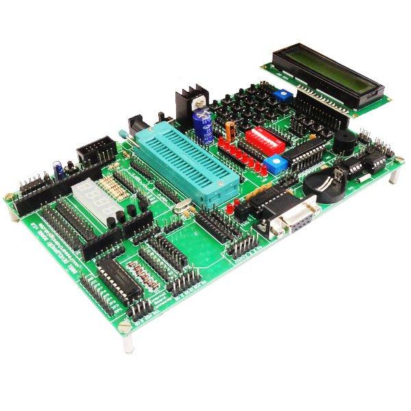 8051 AT89S52 Development Board