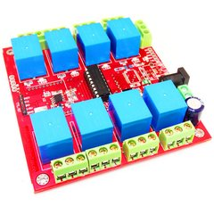 8 Channel Relay Board-RS485