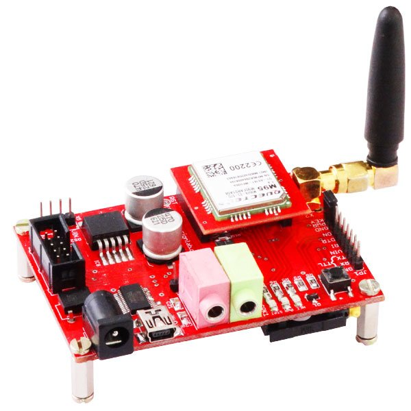 GSM GPRS M95 QUECTEL Modem with Stub Antenna and SMA Connector- USB