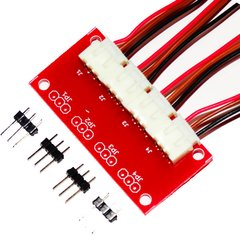 3 Pin RMC Connector Breakout Board