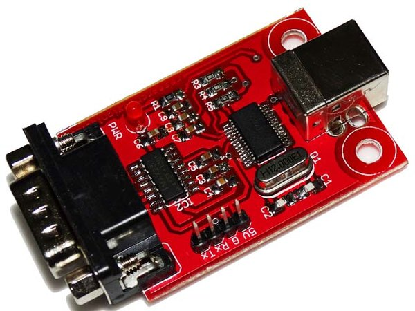USB To RS232 Converter