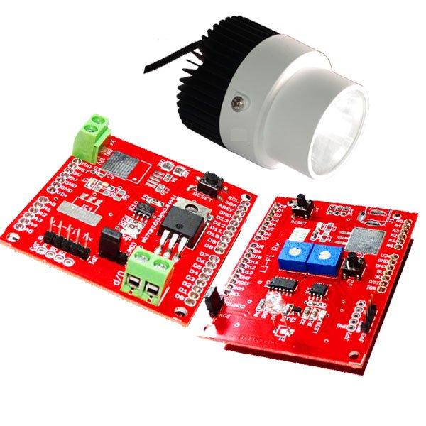 LiFi (Visible Light Communication)