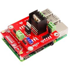 L298N Motor Driver Shield Compatible for Raspberry Pi
