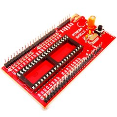 ATMEGA Mini Project Board