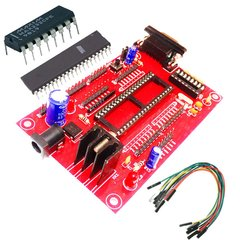 ATMEL Project Board 8051 AT89S52 With AT89S52 IC