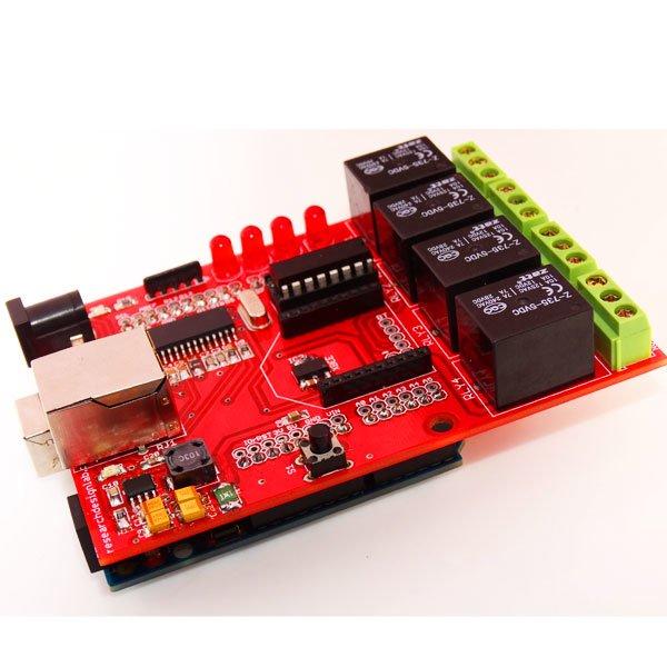 IoT Web Shield - Smart Internet Application Development Kit