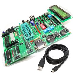 ATMEGA 16/32/64 Development Board-USB
