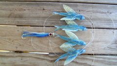 Delta Wing Flying Fish Smoking Jet Daisy Chain-MADE IN USA!