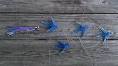 Yummee 4 Inch Mini Flying Fish Smoking Jet Daisy Chain-MADE IN USA!