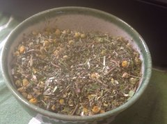 DIGESTIVE TEA - ANTISPASMODIC AND CALMING