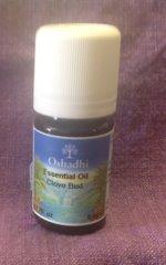 OSHADHI CLOVE BUD OIL, 5 ML
