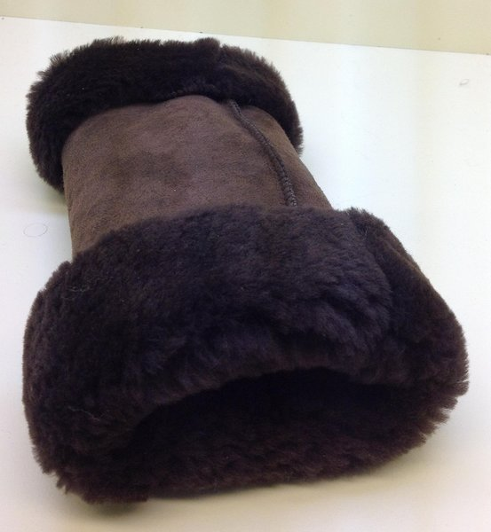 Sheepskin Hand warmer or Muff x3tJGaDU9