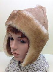 Shearling Snow Bunny Hat