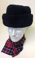 Man's Shearling Cossack Hat
