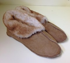 Shearling Slippers Men's