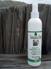 Botanical Dog Neem Dream Spray- a non chemical alternative