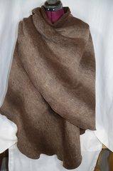 Lan Mark Wool Wrap