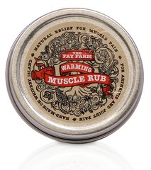 Warming Muscle Rub 1.5 oz.