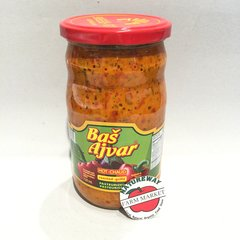 SER_Bas Ajvar HOT 660ml (No Shipping, Pick-Up Only)