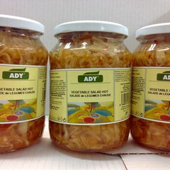 CZ_ADY Vegetable Salad Hot_No Shipping_Pick up ONLY