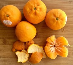 Pixie Mammoth Orange 20 lbs Box【清甜多汁,畅销品】Pixie 无籽蜜橘20磅箱