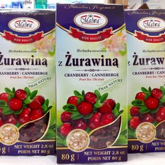 POL_Malwa Cranberry Fruit Tea 100g