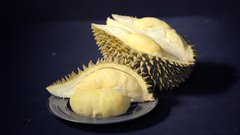 Air Fresh Durian 6.24 lbs/新鲜榴莲金枕头6.24磅