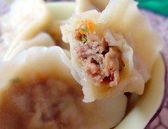 Homemade_Lamb & Carrot Dumplings 50Pcs 纯手工制作【羊肉胡萝卜水饺】50个袋