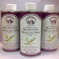 La Tourangelle Walnut Oil 500ml 核桃油500毫升(买五送一)