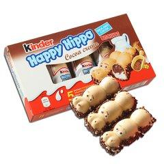 GER_Ferrero Kinder Happy Hippo /box 德国费列罗Kinder开心河马巧克力 /盒