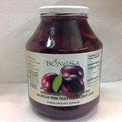 BOS_Bonesa Plums in Syrup 1700ml (No Shipping, Pick-Up Only)
