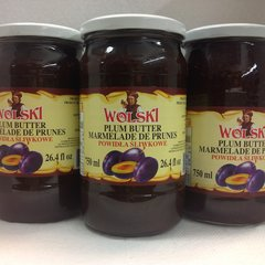 POL_Wolski Plum Butter 750ml