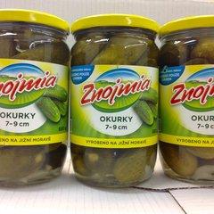 CZ_Znojmia okurky 7-9cm