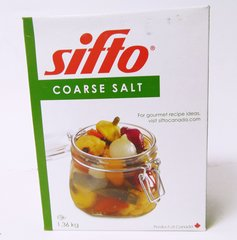 Salt_Sifto Coarse Salt 1.36kg 粗盐1.36千克盒