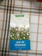 RO_Plafar ceai de tataneasa 50g