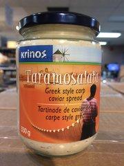 Krinos_ Taramosalata Greek Style Carp 330g /Krinos Taramksalata 美味鱼子酱 330克