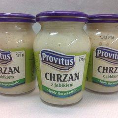 POL_Provitus Apple Horseradish 170g