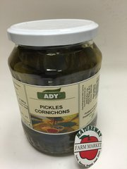 CZ_ADY Pickles Cornichons_No Shipping_Pick up ONLY